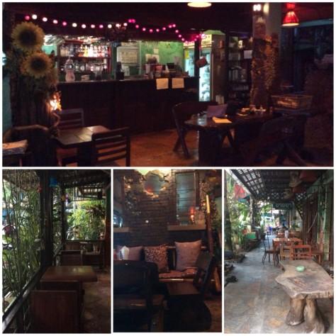Shanti Lodge, Shanti Restaurant, Bangkok